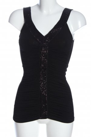 Tally Weijl Basic topje zwart casual uitstraling