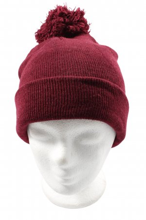 Tally Weijl Beanie rot Casual-Look