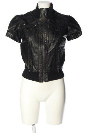 Tally Weijl Biker Vest black casual look
