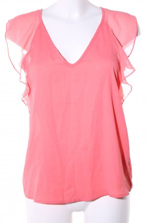Tally Weijl Blouse topje roze casual uitstraling