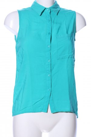 Tally Weijl Blouse topje turkoois casual uitstraling