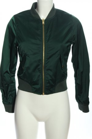 Tally Weijl Giacca bomber verde stile casual
