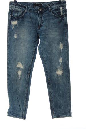 Tally Weijl Boyfriend jeans blauw casual uitstraling