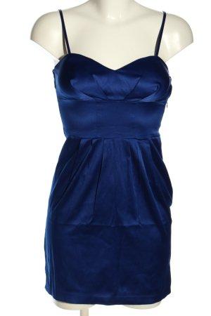 Tally Weijl Bustier Dress blue elegant