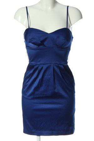 Tally Weijl Bustierkleid blau Elegant