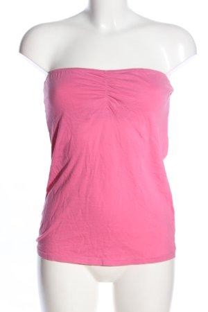 Tally Weijl Bustiertop pink Casual-Look