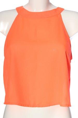 Tally Weijl Camisole orange clair élégant