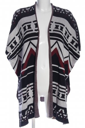 Tally Weijl Cardigan Allover-Druck Casual-Look