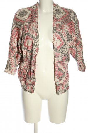 Tally Weijl Cardigan grafisches Muster Casual-Look