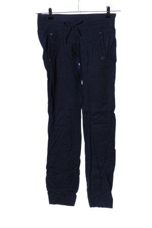 Tally Weijl Pantalon cargo bleu style décontracté