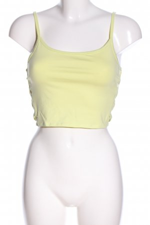 Tally Weijl Cropped top sleutelbloem casual uitstraling