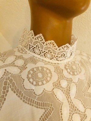 Tally Weijl elegante spitzenbluse im Lagenlook Gr S