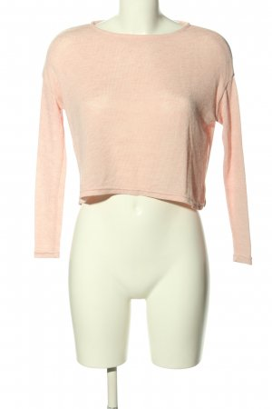 Tally Weijl Feinstrickpullover creme Casual-Look