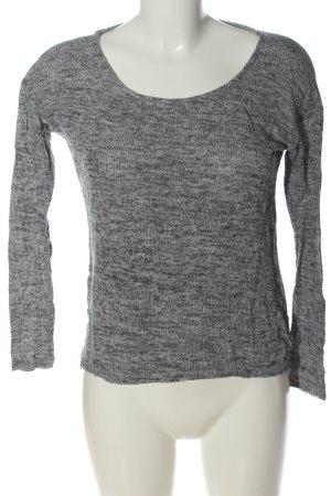 Tally Weijl  grigio chiaro puntinato stile casual