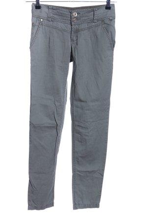 Tally Weijl Five-Pocket Trousers light grey casual look