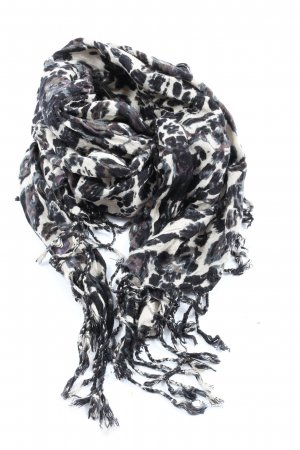 Tally Weijl Fringed Scarf abstract pattern casual look