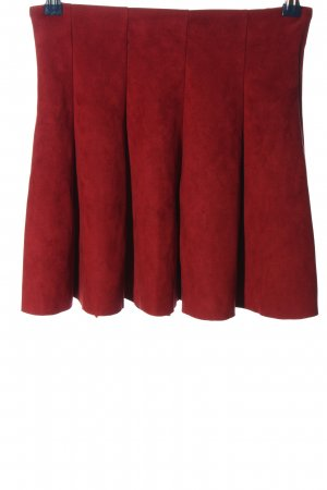 Tally Weijl Glockenrock rot Casual-Look