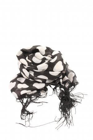Tally Weijl Neckerchief black-white allover print casual look