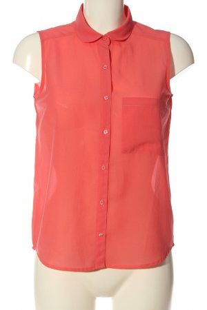 Tally Weijl Shirt Blouse red casual look