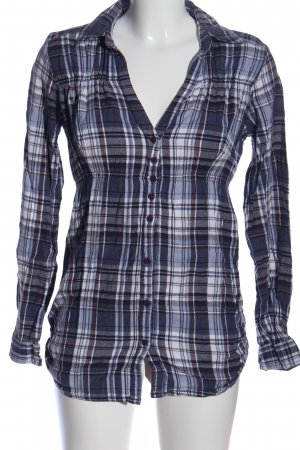 Tally Weijl Hemd-Bluse Karomuster Casual-Look