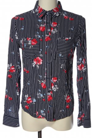 Tally Weijl Hemd-Bluse Blumenmuster Casual-Look