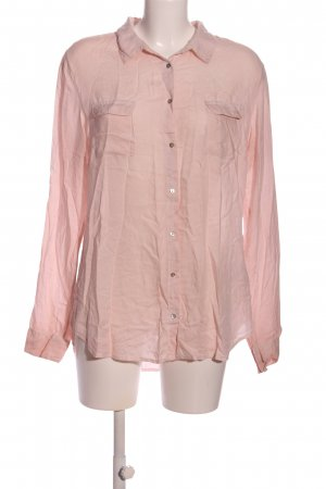 Tally Weijl Hemd-Bluse pink Business-Look