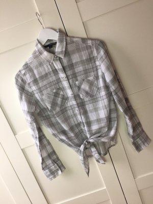 Tally Weijl Hemd Blusen Damen mit Knopf langarm gr:34