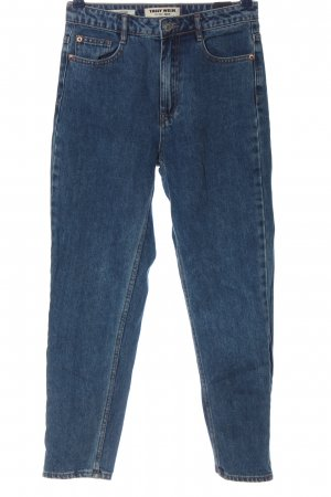 Tally Weijl High Waist Jeans blau Casual-Look