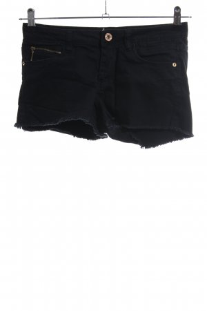 Tally Weijl High-Waist-Shorts schwarz Casual-Look