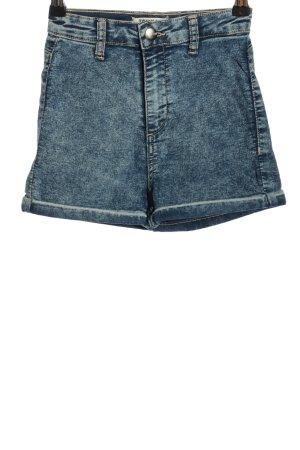 Tally Weijl High waist short blauw casual uitstraling