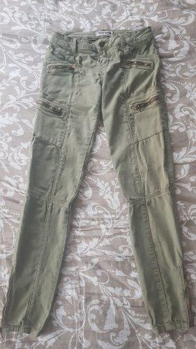 Tally Weijl High Waist Trousers multicolored