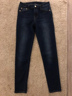 Tally Weijl Stretch Jeans dark blue