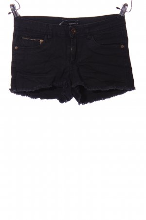 Tally Weijl Hot Pants schwarz Casual-Look