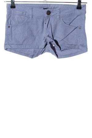 Tally Weijl Krótkie szorty niebieski W stylu casual