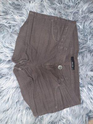Tally Weijl Hotpants Gr. 40 braun