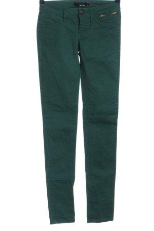 Tally Weijl Hüfthose grün Casual-Look
