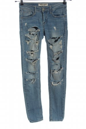 Tally Weijl Low Rise jeans blauw casual uitstraling