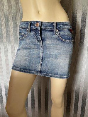 Tally Weijl Jeans Rock neuwertig Gr. 32/XXS