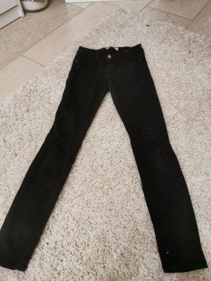 Tally Weijl Jeans schwarz