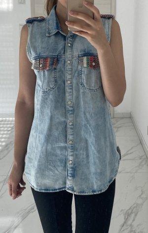 Tally weijl jeans shirt Bluse