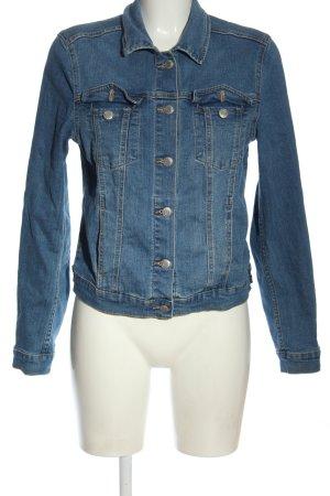 Tally Weijl Veste en jean bleu style décontracté