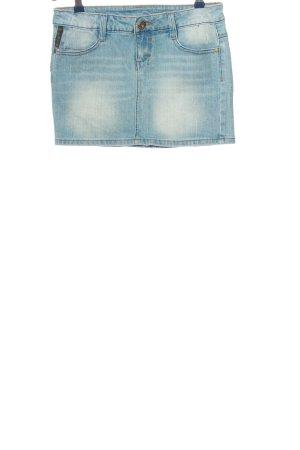 Tally Weijl Denim Skirt blue casual look