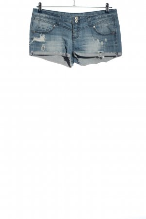 Tally Weijl Jeansshorts blau Casual-Look