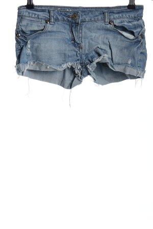 Tally Weijl Jeansshorts blau Casual-Look
