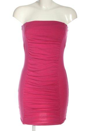 Tally Weijl Jerseykleid pink Elegant