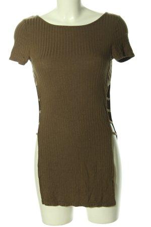 Tally Weijl Jerseykleid khaki Casual-Look