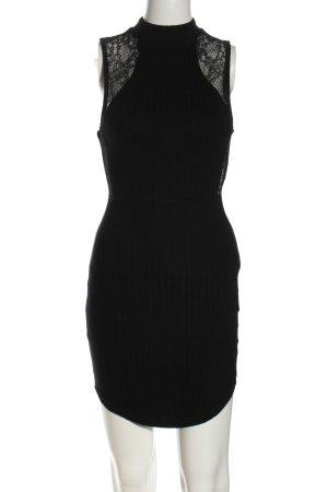 Tally Weijl Jerseykleid schwarz Casual-Look