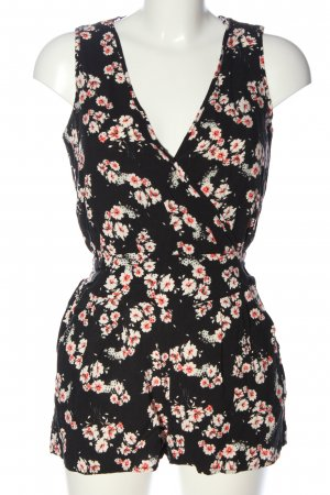 Tally Weijl Jumpsuit Allover-Druck Casual-Look