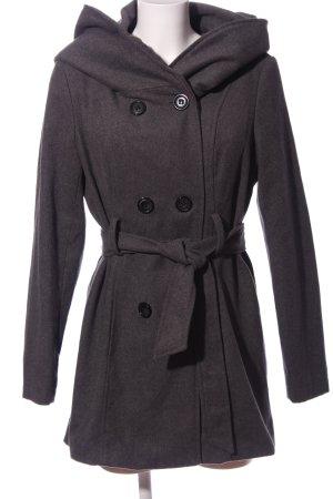 Tally Weijl Hooded Coat black casual look