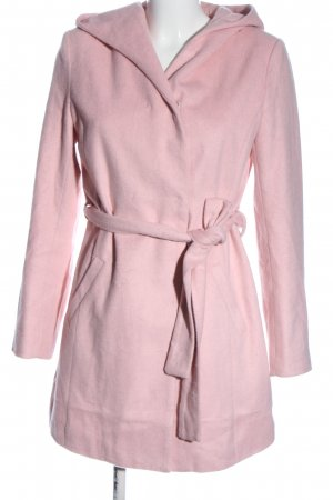 Tally Weijl Hooded Coat pink casual look